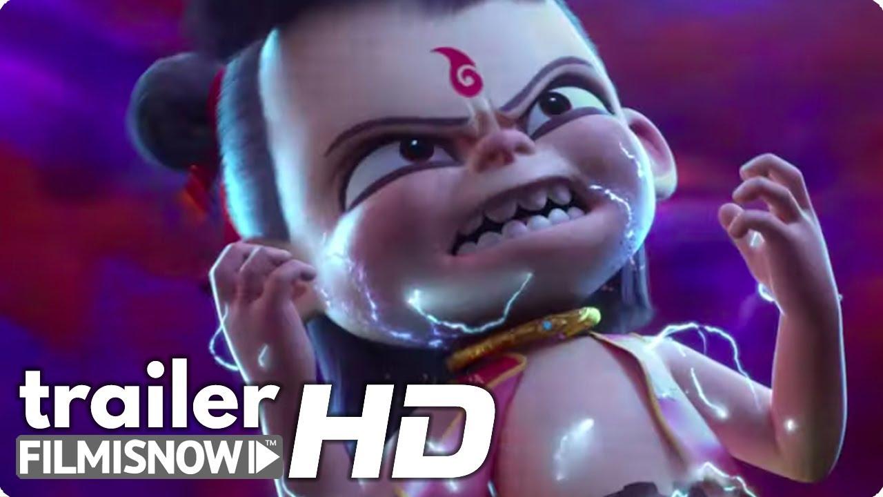 NE ZHA (2019) Trailer | Epic Fantasy Animated Movie
