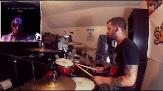 SallyDrumz - Slipknot - Not Long For This World Drum Cover