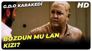 Bozdun Mu Lan Kızı?   G.D.O KaraKedi Türk Komedi Filmi   Şafak Sezer Filmleri