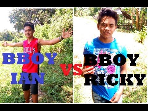 1st Hinoba-an Bboy Battle: Bboy Ian vs. Bboy Ricky