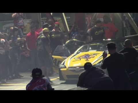 Primer pase en PR para el Team Pac Performance! Salinas Speedway