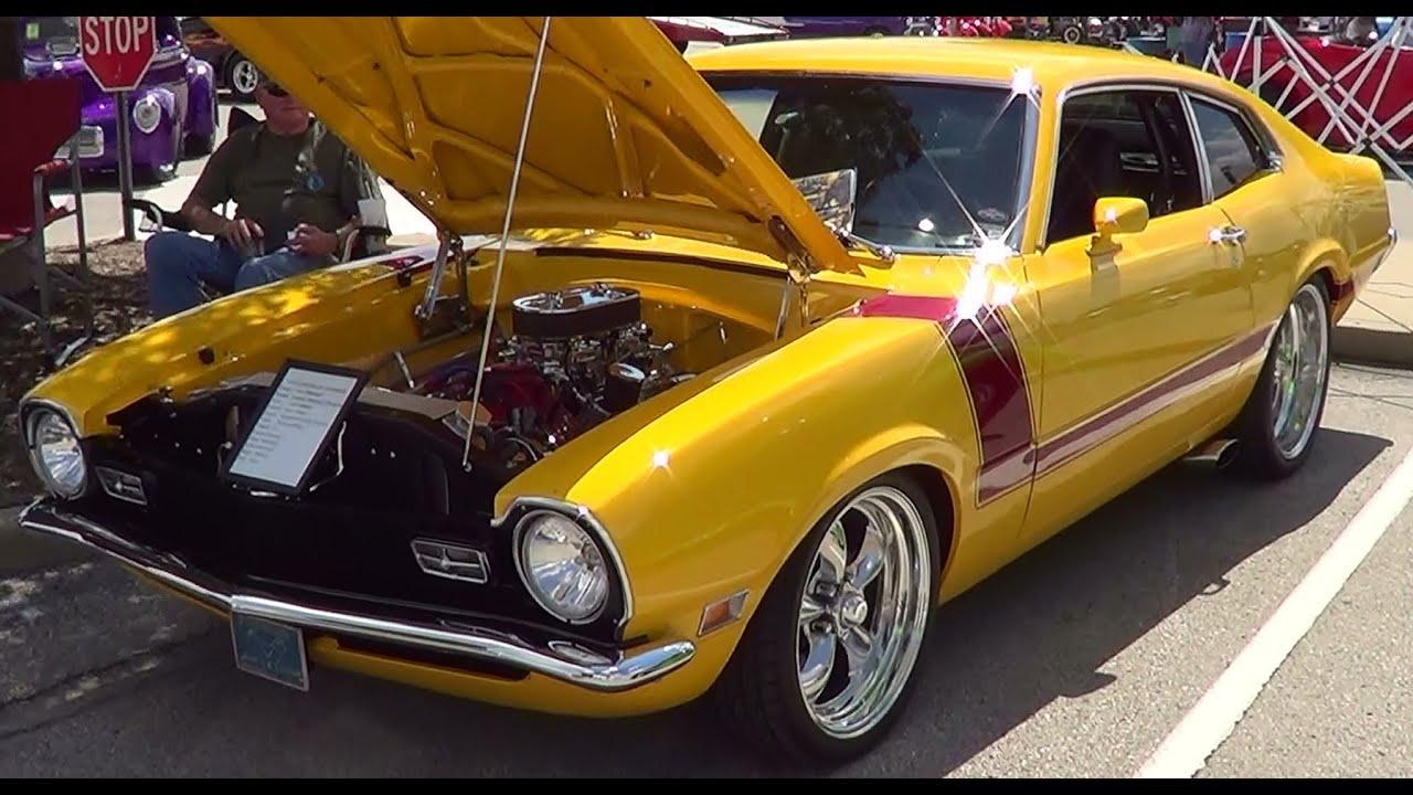 1977 Ford Maverick Classic Car for Sale in MI Vanguard Motor Sales ...