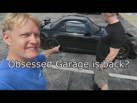 Obsessed garage S2000 is Back