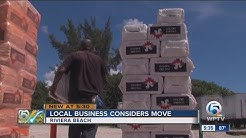 Riviera Beach business considering a change in location after falling victim to multiple crimes