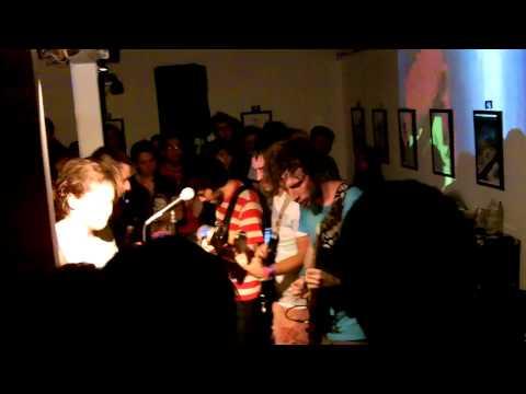 Anamanaguchi Live at Meltdown Comics   Scott Pilgrim and Another Winter