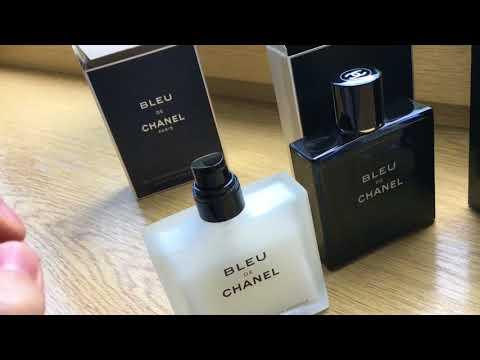 Chanel - Bleu De Chanel (edt) & (edp). Обзор.