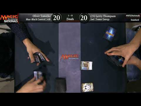 Magic the Gathering US Nationals 2017 Finals