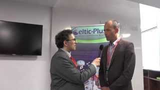 Interview with Andreas Aurelius from VINNOVA at the Celtic-Plus Event 2015