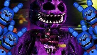 PURPLE GUY ANIMATRONIC RETURNS! || FNAF Ultimate Edition (Five Nights at Freddys)