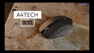Обзор Мышки A4Tech Light Strike R70 в 4k