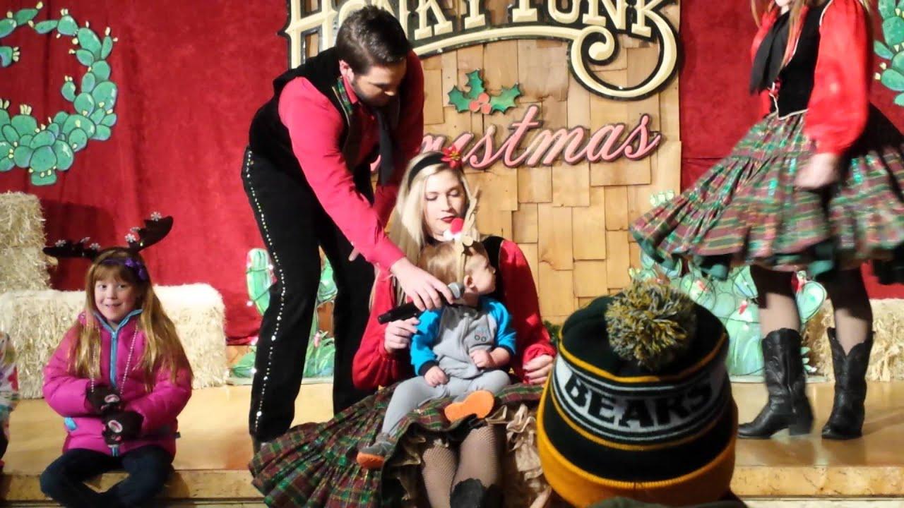 Honky Tonk Christmas @ Six Flags 2015! - YouTube