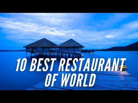 10 best restaurants of world in 2021 that will blow your mind