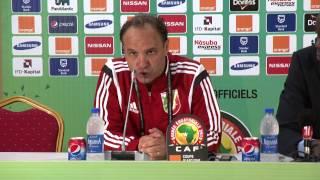 Congo - Conférence De Presse  25/01  - Orange Africa Cup Of Nations, Equatorial