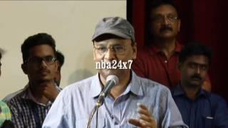 Krishnan Panju's Documentry Movie Launch | K. Bhagyaraj | nba 24x7