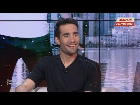 MARTIN FOURCADE D'OR ET DE CRISTAL - ÉMISSION SPÉCIALE (09/04/2018)