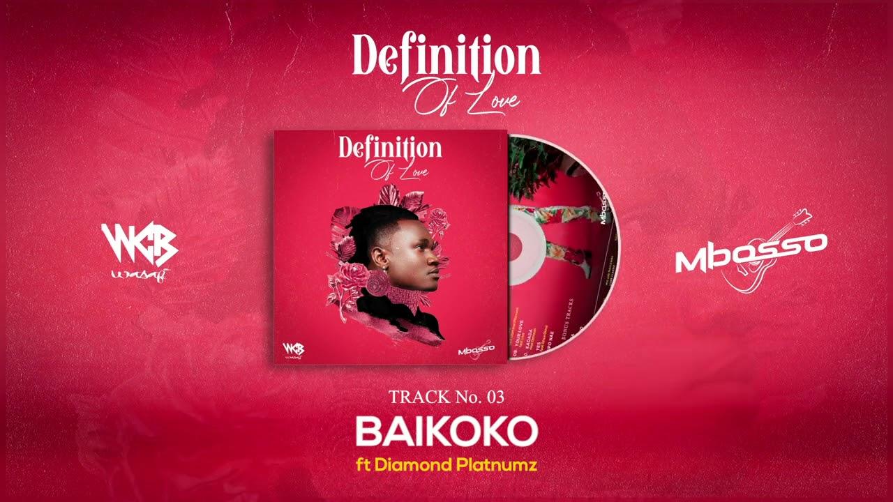 Download Mbosso  Ft Diamond Platnumz - Baikoko (Official Audio)