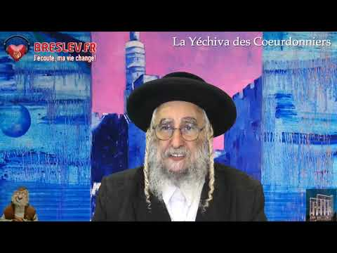 Les Contes de Rabbi Nahman: La Princesse disparue cours 45 (04/08/20)
