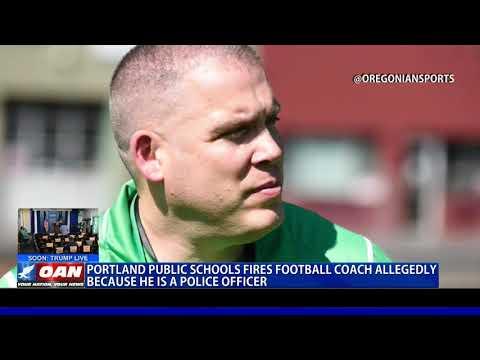 Portland high school football coach fired