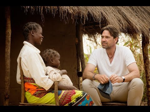 Dougray Scott in Mozambique with WaterAid  WaterAid