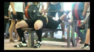 Sergey Konovalov 315 kg @ 93 NO lift