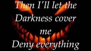 Darkness-Disturbed (lyrics)
