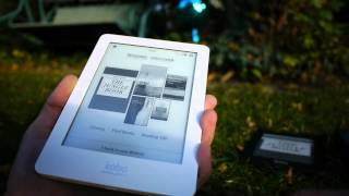 Kobo Glo Ebook Reader Unboxing And Comparison Outdoors