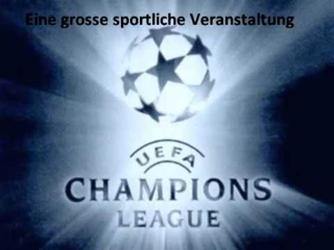 UEFA Champions League Theme Song Lyrics