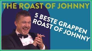 TOP 5 Beste GRAPPEN van de ROAST OF JOHNNY!