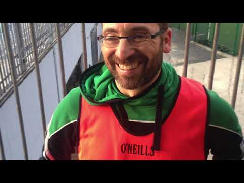 Barry Meehan On His St Naul's Side's Win In IFC
