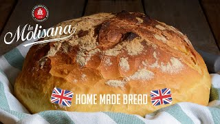 Home Made Bread | Double Milled  Durum Wheat Semolina