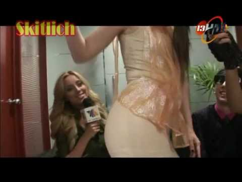 Guerrero desnuda denisse