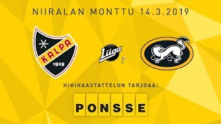 KalPa - Kärpät, 14.3.2019, hikihaastattelu: Sami Kapanen