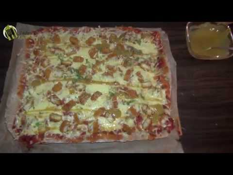 Pizza selber machen – FischersFritz