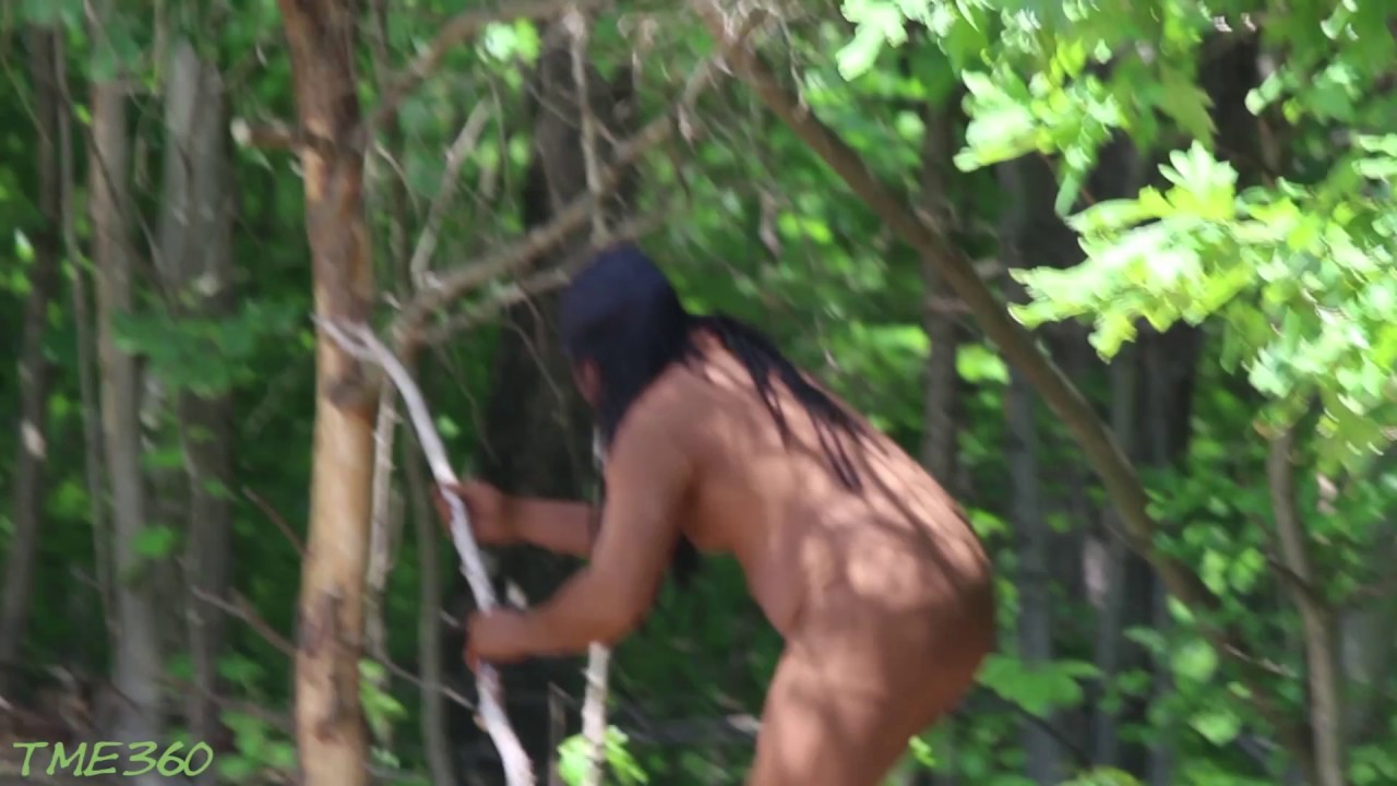 Naked and afraid discovery ass