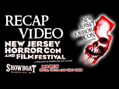 New Jersey Horror Con and Film Festival - A True State of Horror