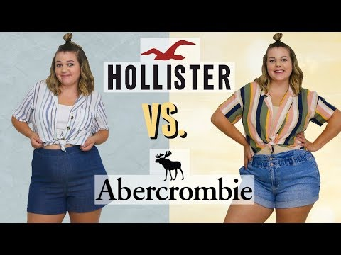 $100 Outfit Challenge at Hollister vs. Abercrombie!. http://bit.ly/2KBtGmj