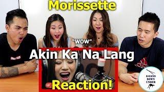 "Morissette performs ""Akin Ka Na Lang"" LIVE on Wish 107.5 Bus | Reaction Video - Aussie Asians"