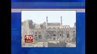 Historical Golconda fort readies for 15 August celebrations