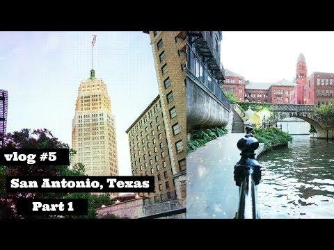 Things to do in San Antonio? Riverwalk downtown [Travel Diaries ✈️ 📒 ]