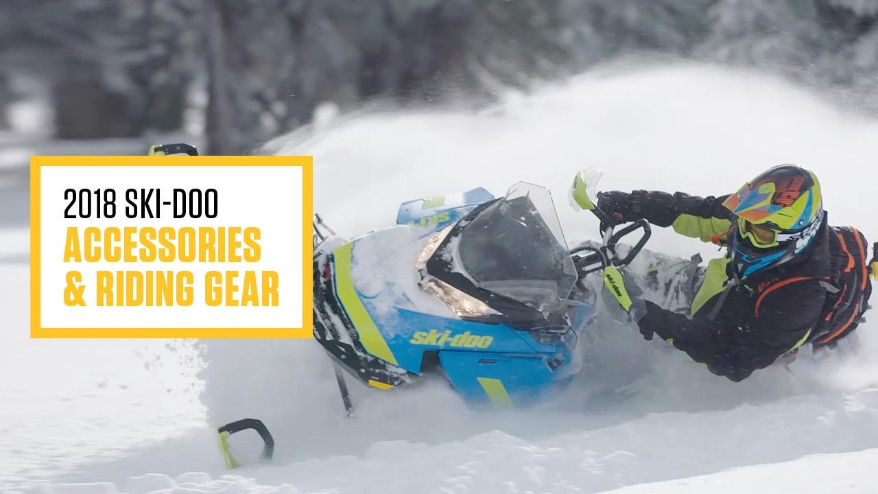 The Ski-Doo Riding Gear and Accessories – Ski-Doo