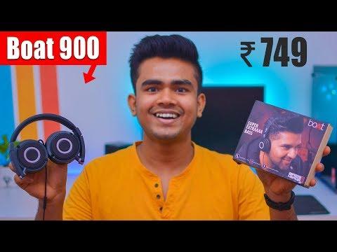 Boat Bass Head 900 Unboxing & Review   Best Headphones Under 1000