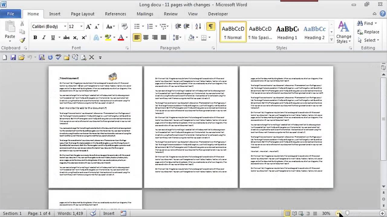 way to shrink a whole page on word ms word skills youtube