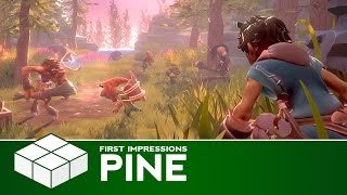 Pine | PC Gameplay & First Impressions