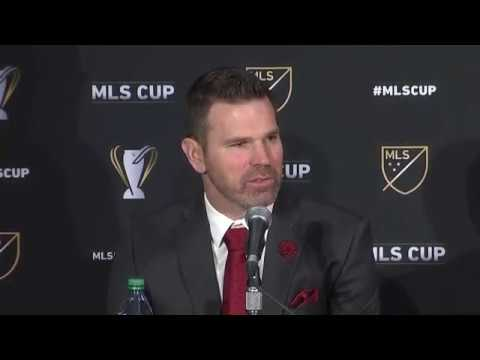 MLS Cup Press Conference: December 7, 2017