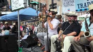 Old Man Blues - Smoking Time Jazz Club - French Quarter Fest