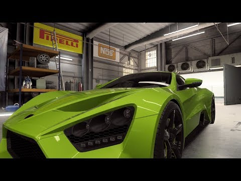 【CSR2】TS1 GT(milestone car), shift & tune for 7.329