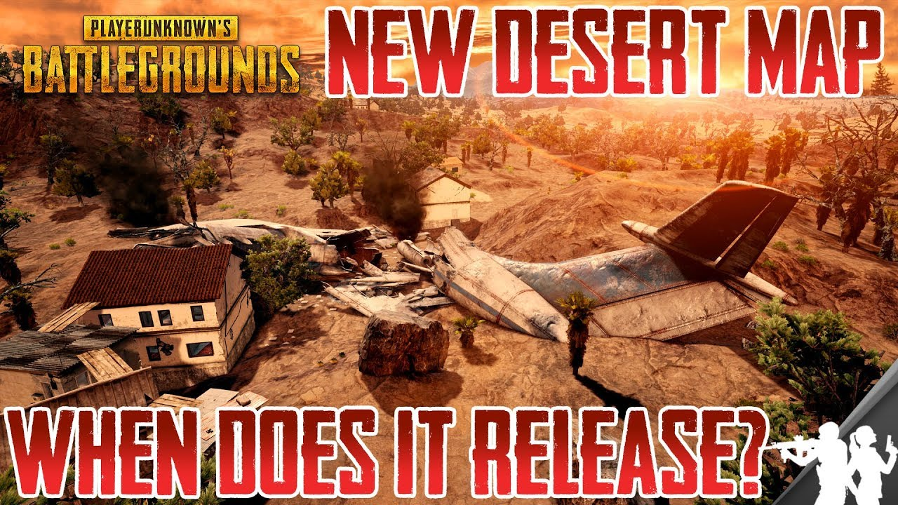 Playerunknown S Battlegrounds Maps Loot Maps Pictures: PUBG NEW DESERT MAP PHOTOS & INFO