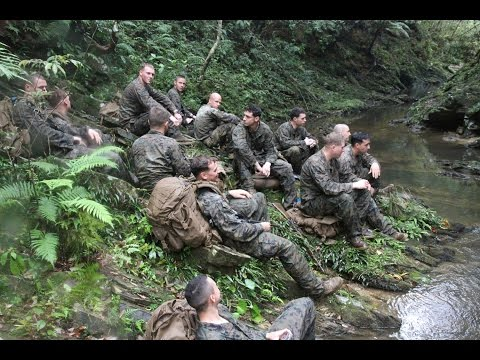 Jungle Warfare Training, Part 2 -- 'Worst terrain'