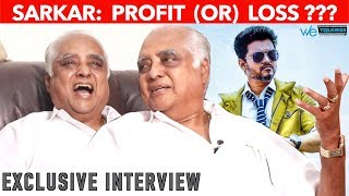 Sarkar Profit or Loss ? Sarkar Distributor Abirami Ramanathan Reveals | Exclusive interview | Vijay