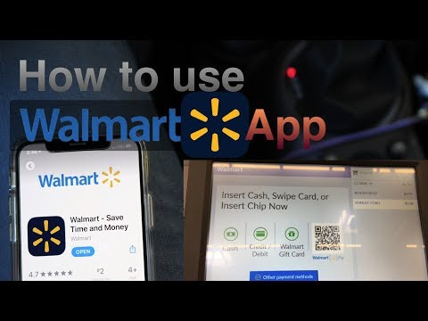 Walmart App (Walmart Pay), How To Use It